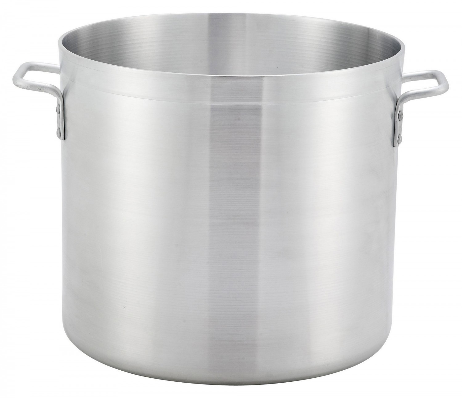 Winco ALST-100 Win-Ware Aluminum Stock Pot 100 Qt.