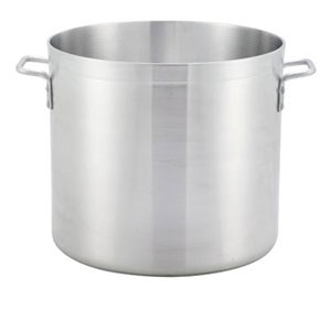 Winco AXS-8 Win-Ware 8 Qt Aluminum Stock Pot