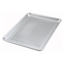 "Winco ALXP-1318P Perforated Half Size Aluminum Sheet Pan 13"" x 18"""
