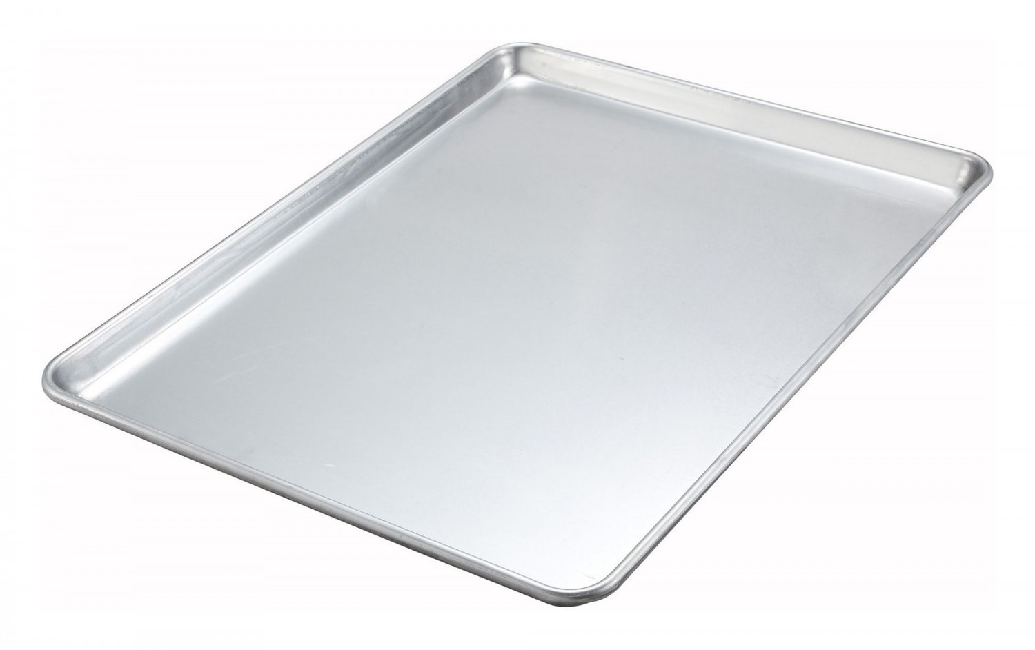 Winco ALXP-1622 Two-Third Size Aluminum Sheet Pan 16& x 22&
