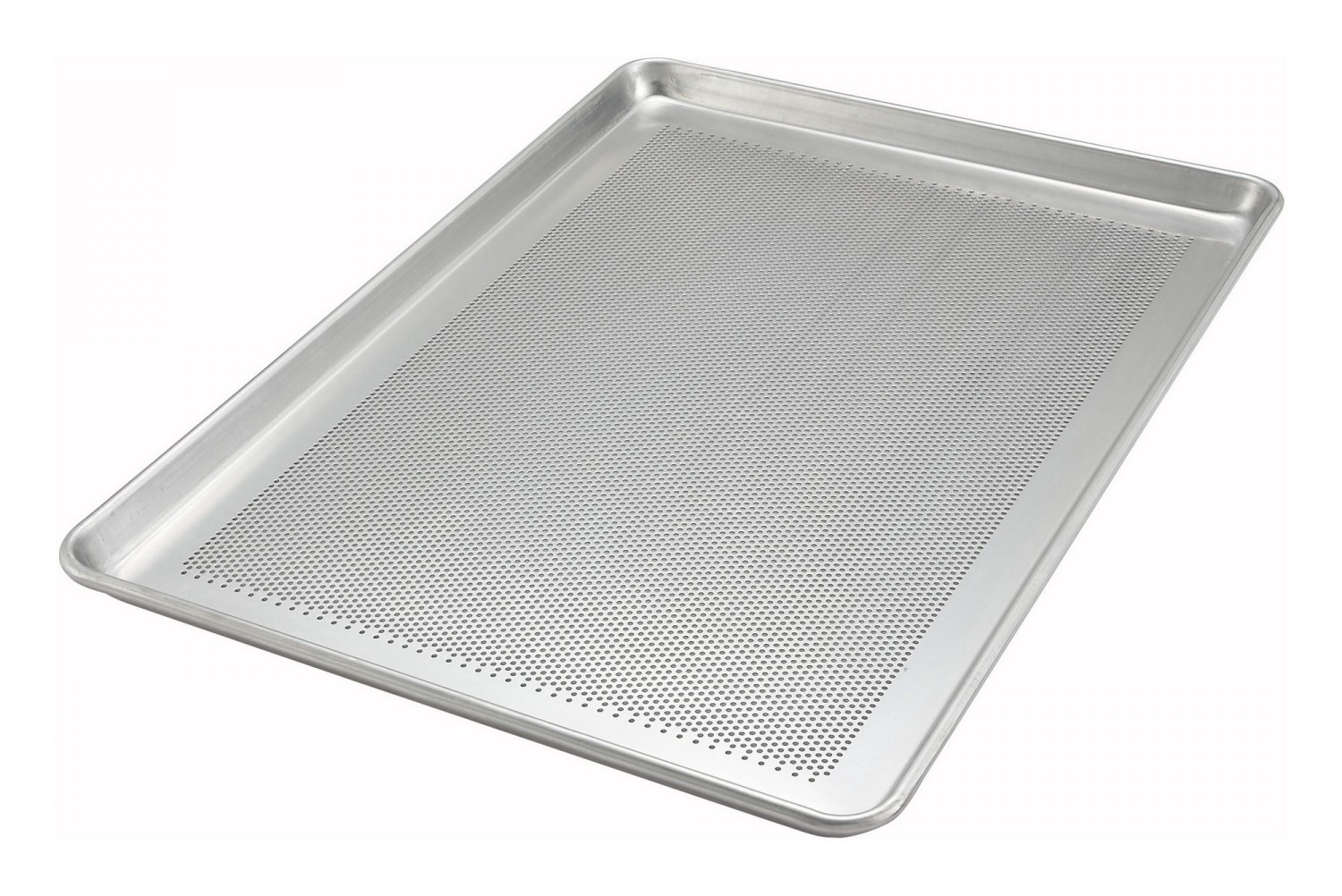 "Winco ALXP-1826P Perforated Aluminum Sheet Pan 18"" x 26"""