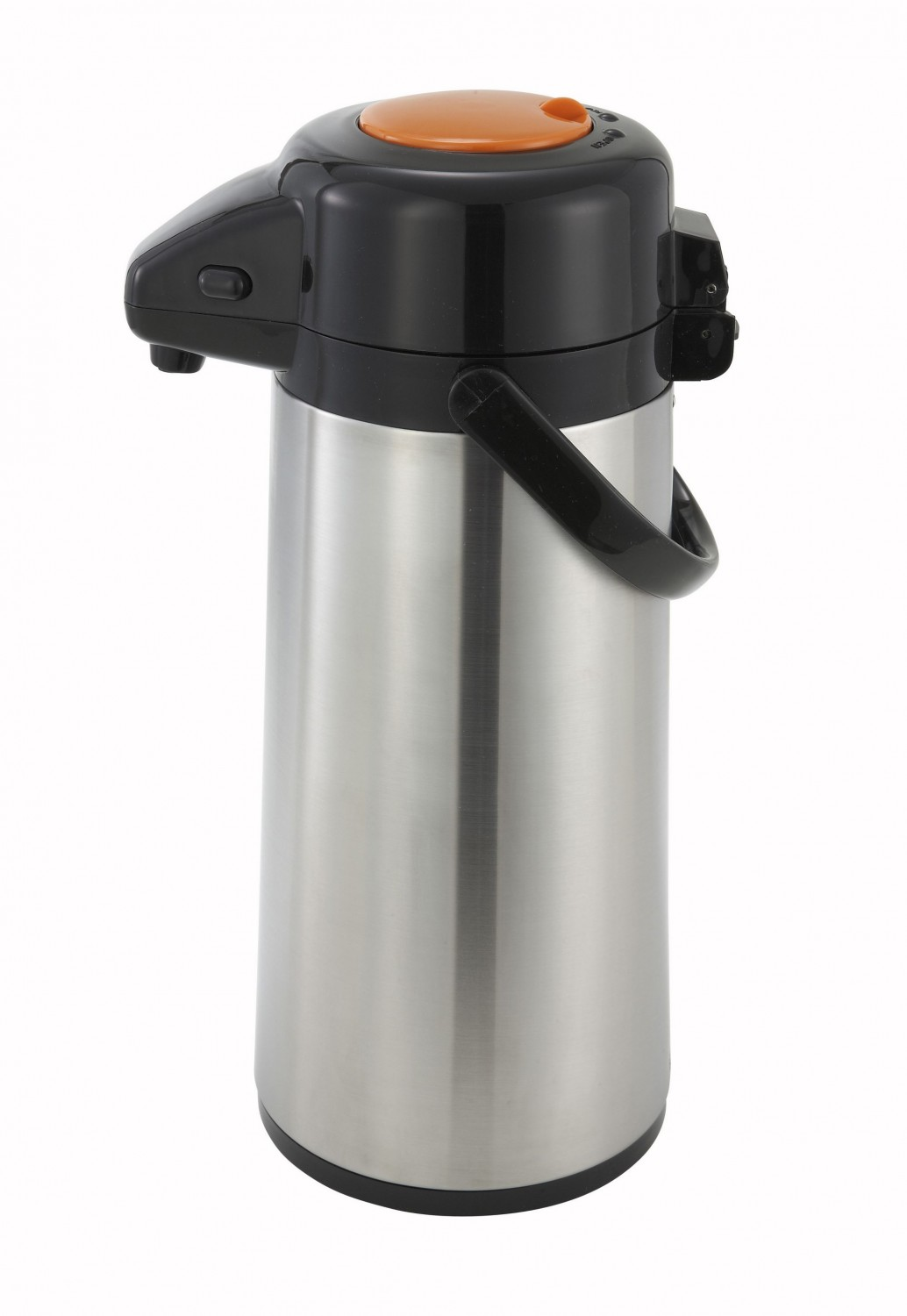 Winco AP-522DC Decaf Vacuum Server with Glass Liner 2.2 Liter