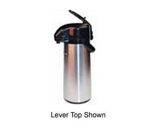 Winco AP-525 Stainless Vacuum Server with Glass Liner 2.5 Liter