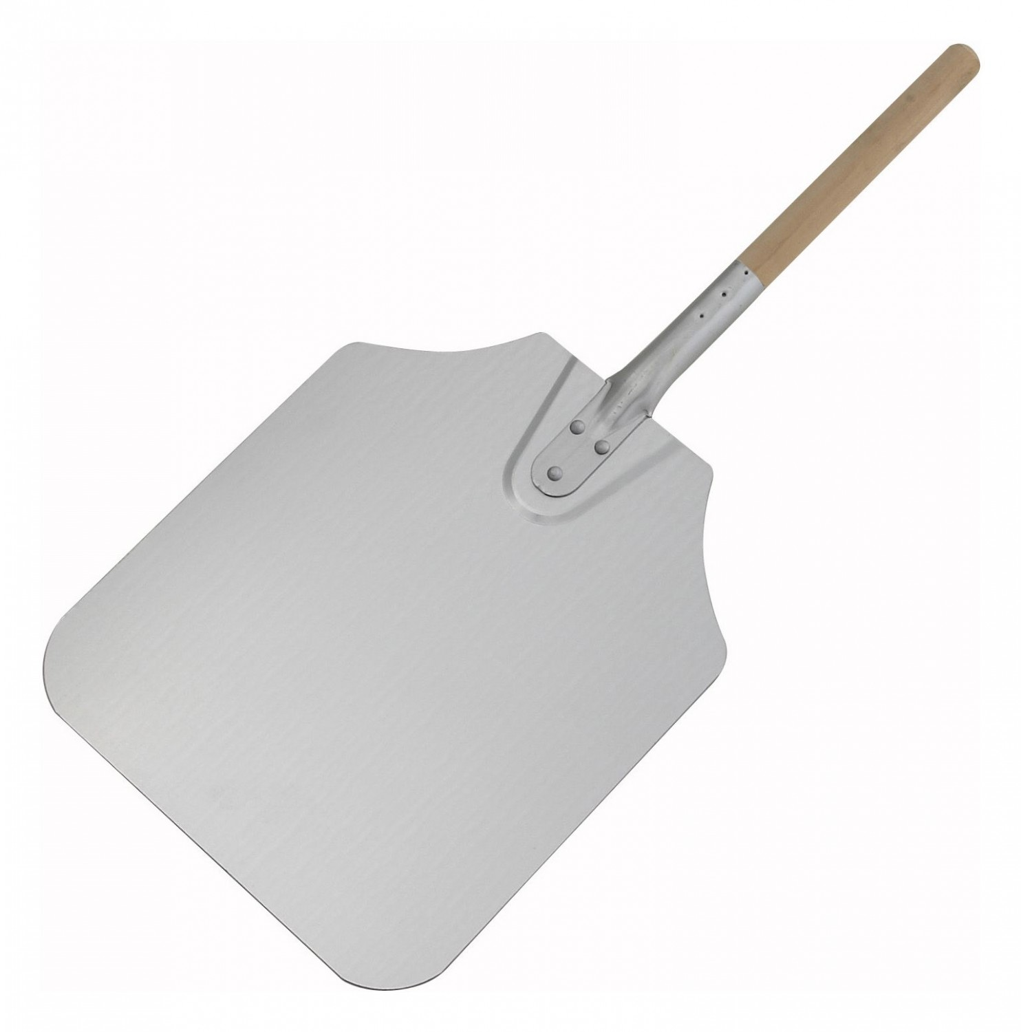 "Winco APP-26 26"" Aluminum Pizza Peel"