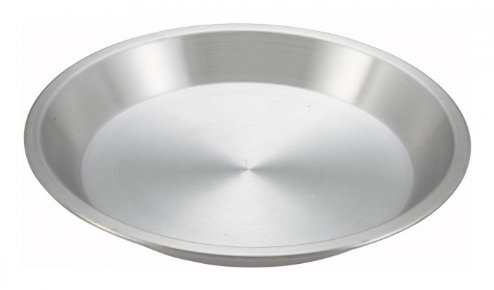 Winco APPL-10 Aluminum Pie Plate 10""