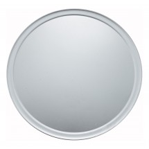 "Winco APZT-20 20"" Aluminum Wide Rim Pizza Pan"