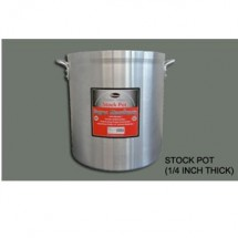Winco AXHH-16 16 Qt. Super Aluminum Stock Pot