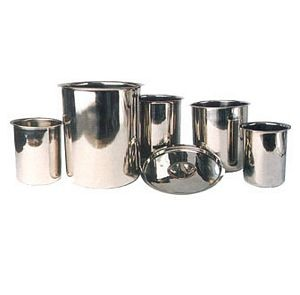 Winco BAM-1.25 Stainless Steel Bain Marie 1.25 Qt.