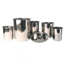 Winco BAM-1.5 1-1/2 Quart Stainless Steel Bain Marie
