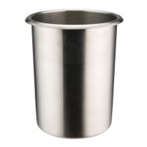 Winco BAM-2 2 Quart Stainless Steel Bain Marie