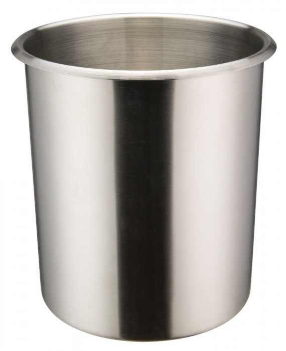 Winco BAM-6 Stainless Steel Bain Marie 6 Qt.