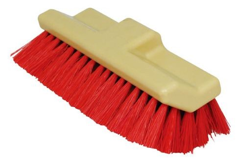 Winco BRF-10R Floor Brush 10""