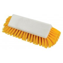 Winco BRF-12Y Floor Scrub Brush, Head only 12""