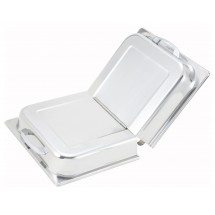 Winco C-HDC Hinged Dome Chafer Cover