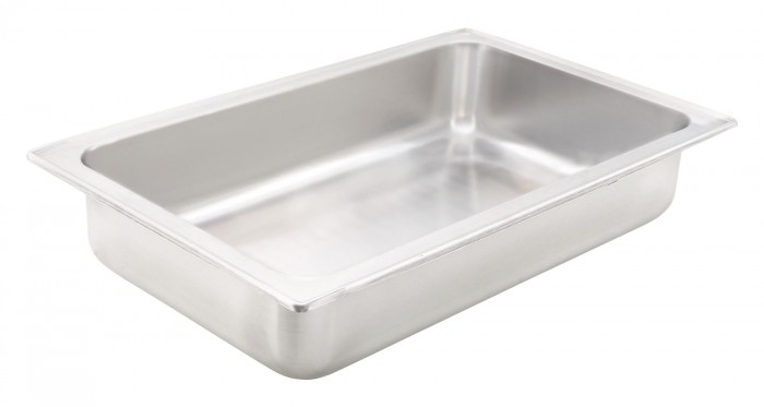 "Winco C-WPF Full Size 4"" Water Pan"