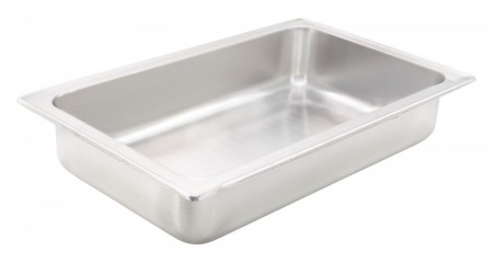Winco C-WPF Full Size Water Pan 4""