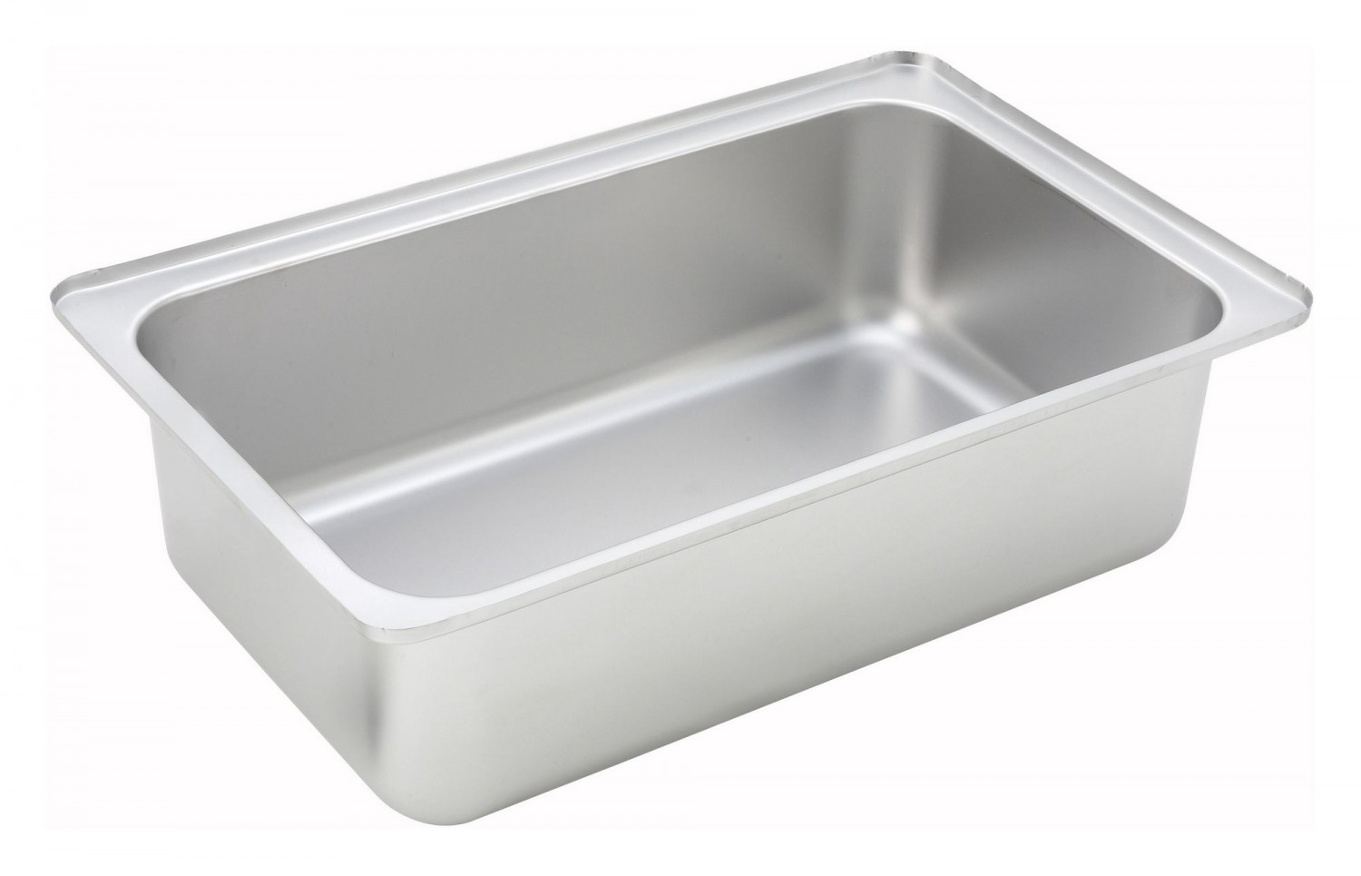 "Winco C-WPF6 Full Size Stainless 6"" Water Pan"