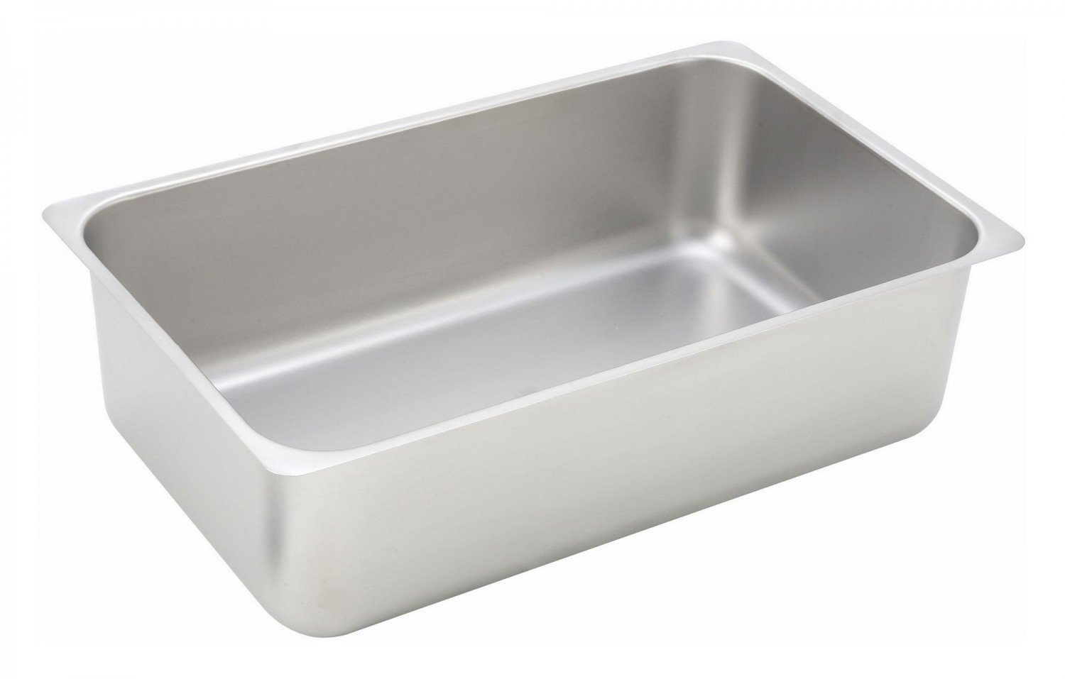 "Winco C-WPP Full Size Spillage Pan- 6"" Deep"