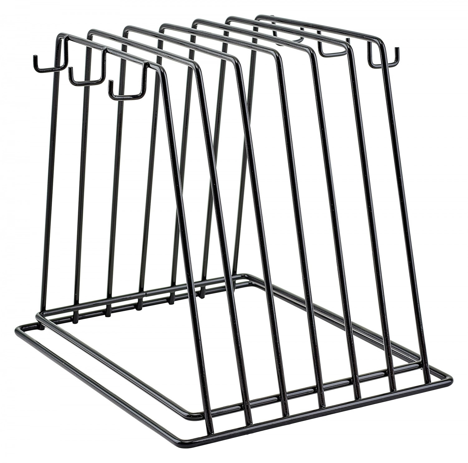 Winco CB-6K Cutting Board Rack with 6 Slots