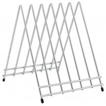 Winco CB-6L Cutting Board Rack with 6 Slots