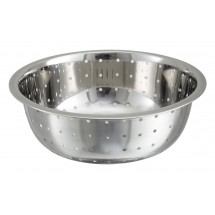 Winco CCOD-13L Stainless Steel Chinese Colander 13""