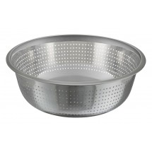 Winco CCOD-13S Stainless Steel Chinese Colander 14""