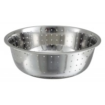Winco CCOD-15L Stainless Steel Chinese Colander 15""