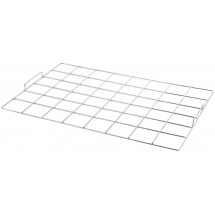 "Winco CKM-68 Rectangular Stainless Steel Sheet Cake Marker 6"" x 8"""