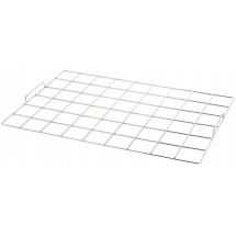 "Winco CKM-69 Rectangular Stainless Steel Sheet Cake Marker 6"" x 9"""