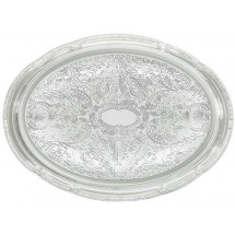 Winco CMT-1014 Oval Serving Tray
