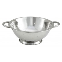 Winco COD-5 Stainless Steel Colander 5 Qt.