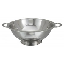 Winco COD-8 Stainless Steel Colander 8 Qt.