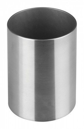 "Winco DDSG-103S Stainless Steel Sugar Packet Holder 2"" Dia"