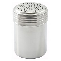 Winco DRG-10H Stainless Steel 10 oz. Dredge