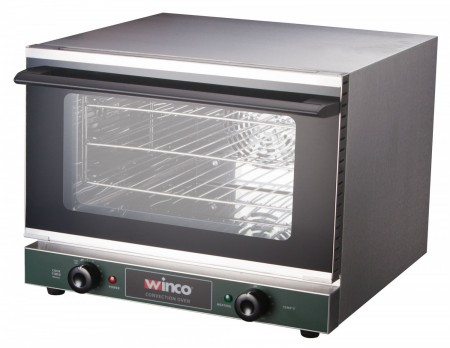 Winco ECO-250 Quarter-Size Countertop Convection Oven