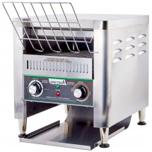 Winco ECT-500 Spectrum Electric Countertop Conveyor Toaster, 500 Slices per Hour