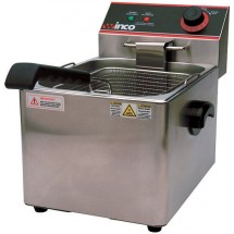 Winco-EFS-16-Electric-Countertop-Single-Well-Deep-Fryer-16-Lb-