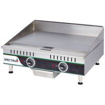 Winco EGD-24 Spectrum Electric Countertop Griddle 24""