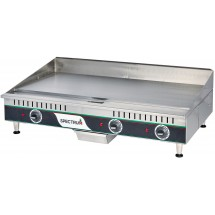 Winco EGD-36 Spectrum Electric Countertop Griddle 36""