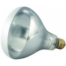 Winco EHL-BW 250 Watt Heat Lamp Bulb