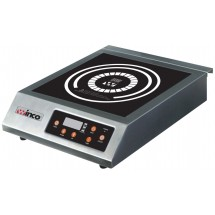 Winco EIC-400B Commercial Electric Induction Cooker, 240V, 3200W