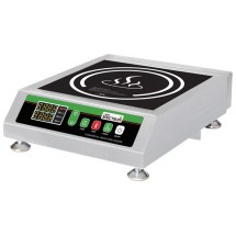 Winco EICS-18 Commercial Electric Countertop Induction Cooker