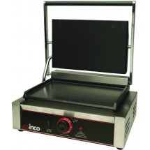 Winco ESG-1 Countertop Single Electric Sandwich Grill