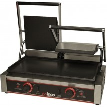 Winco ESG-2  Countertop Double Electric Sandwich Grill