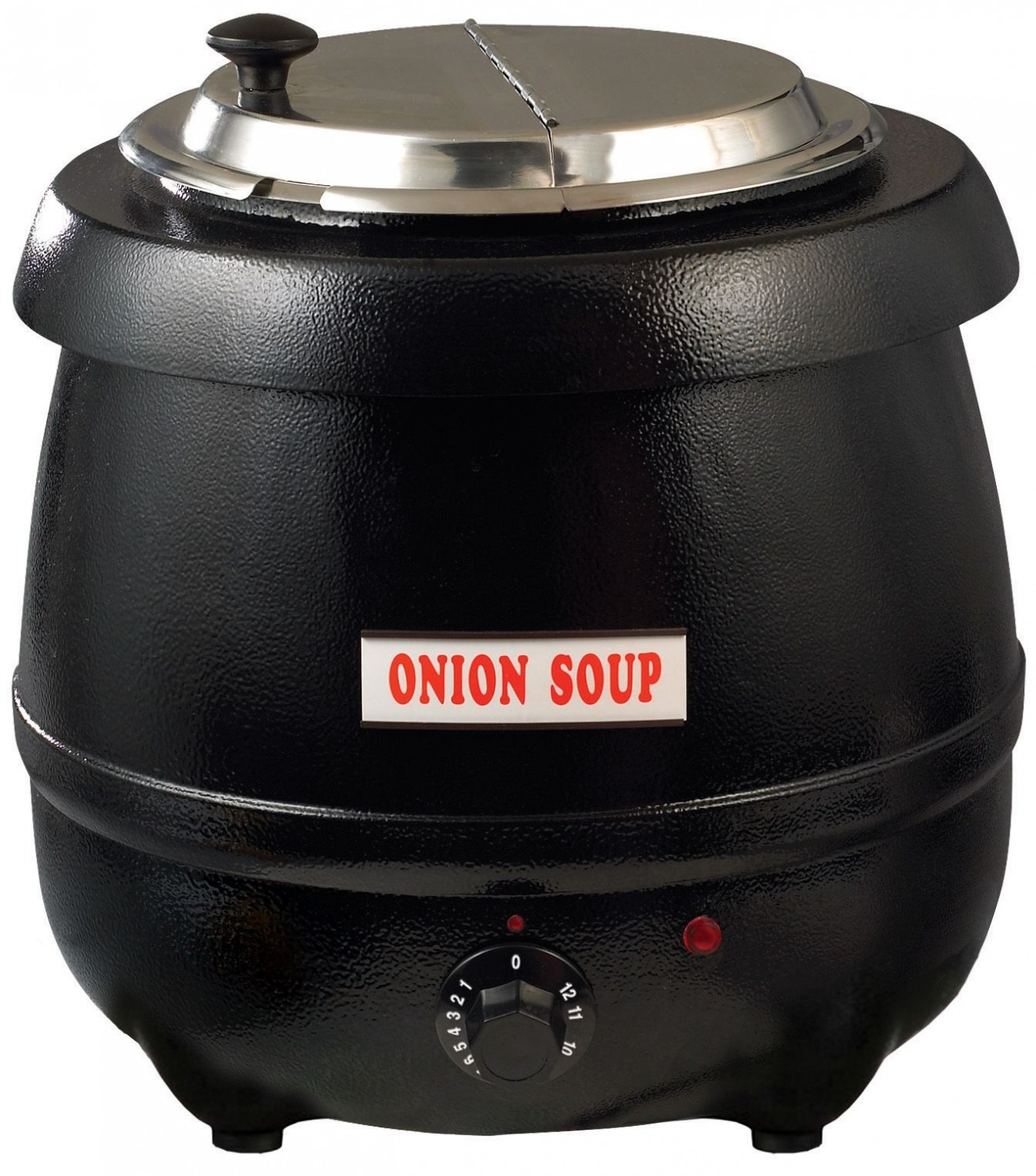 Winco ESW-66 Electric Soup Warmer 10-1/2 Qt.