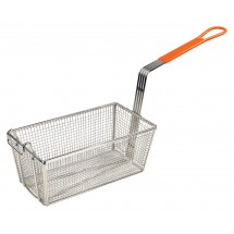 Winco FB-10 Heavy Duty Fry Basket with Plastic Handle
