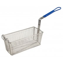 Winco-FB-20-Heavy-Duty-Fry-Basket-with-Blue-Handle