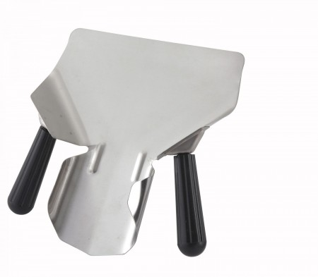 Winco FFB-2 Dual Handle French Fry Bagger and Scooper