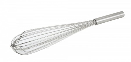 Winco FN-18 Stainless Steel French Whip 18""