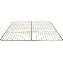 "Winco FS-1313 Chromed Plated Universal Fryer Screen 13"" x 13"""